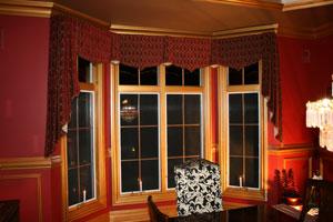 draperies by deborah custom window treatments for 20 years - Custom Window Treatments